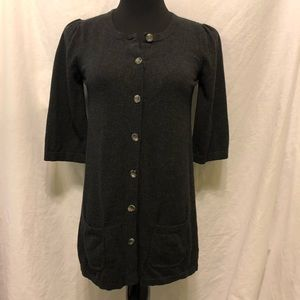 LIKE NEW Ann Taylor Button Down Cardigan